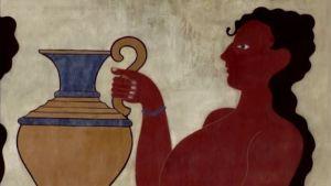 منوسی حسینائوں کی تصویریں بیسویں صدی کے شروع میں دوبارہ بنائی گئیں