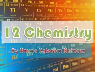 12 Chemistry