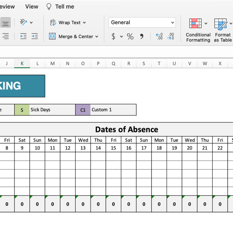 How to use the leave tracker · step 1: Resources Talencore