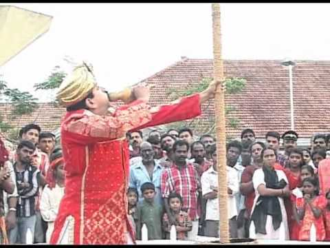 Magician Muthukad – The Great India Rope Trick