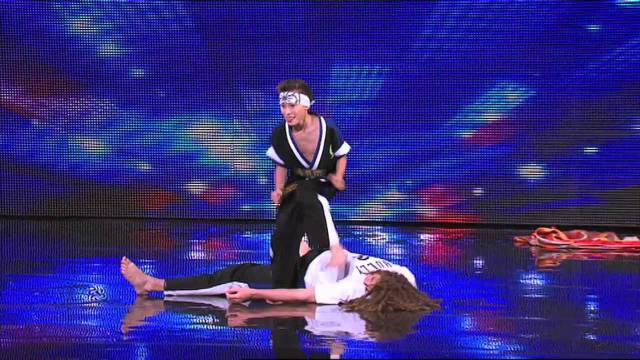 XTreme Team- Australia's Got Talent 2013