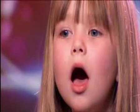 Connie Talbot, Britains Got Talent or Americas Got Talent .