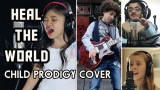 Michael Jackson Tribute – Heal The World – Child Prodigy Cover | Maati Baani