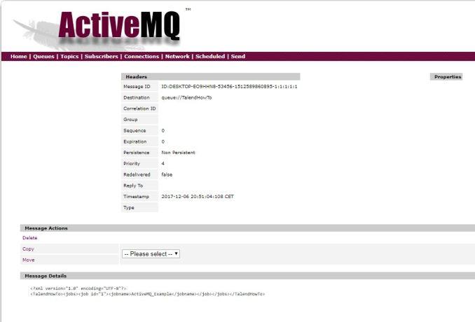 ActiveMQ queue 3