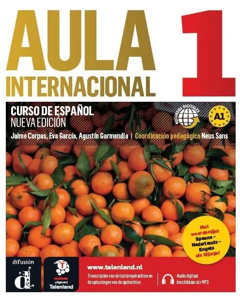 Aula Internacional 1 Tekstboek