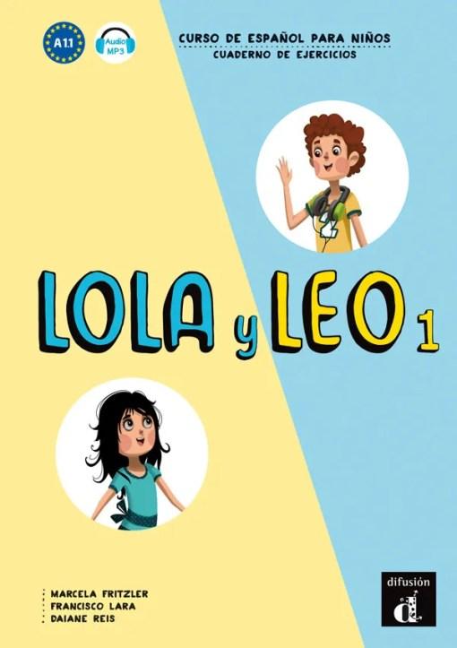 Lola y Leo 1 werkboek Spaans basisschool