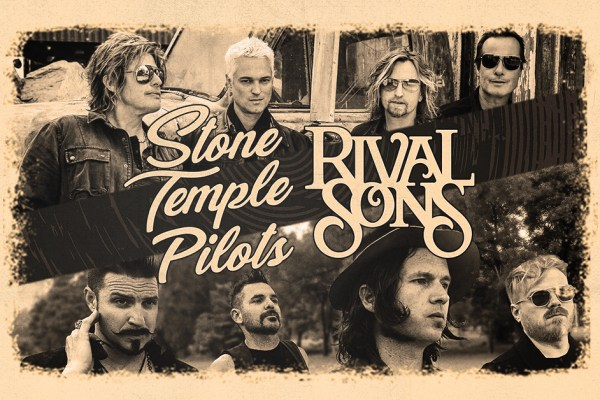 Stone Temple Pilots and Rival Sons announce co-headlining tour