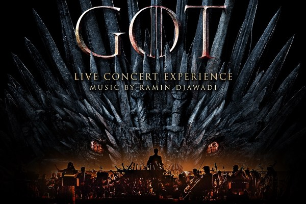 Game of Thrones Live Concert Amphitheatre Experience Press Photo
