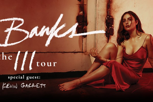 BANKS announces dates for her North American tour this fall