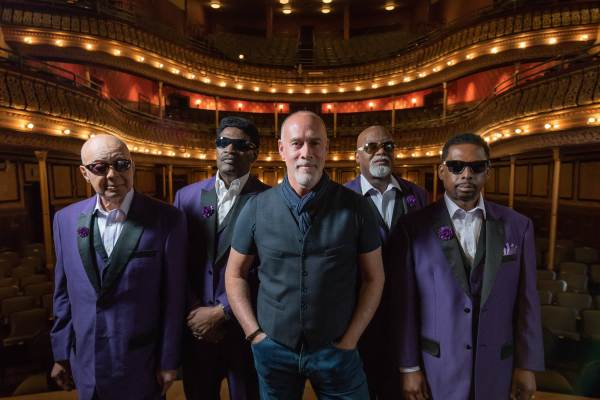 Blind Boys of Alabama & Marc Cohn