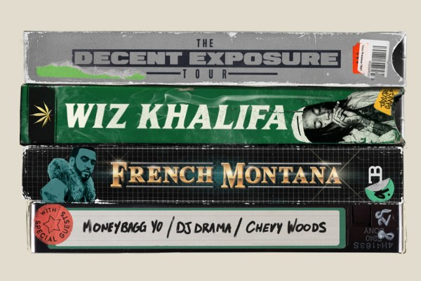 Wiz Khalifa - Decent Exposure Tour