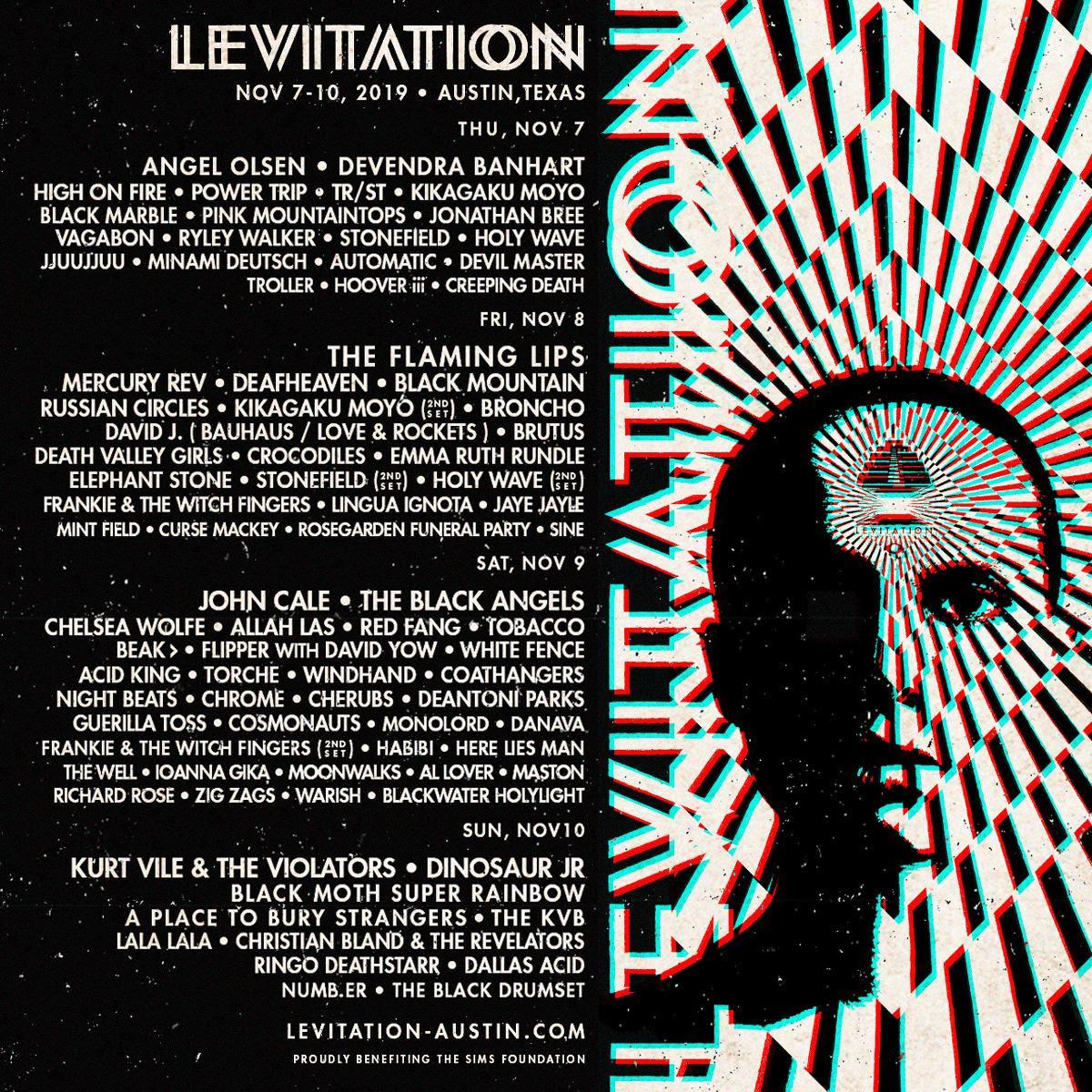 Levitation 2019