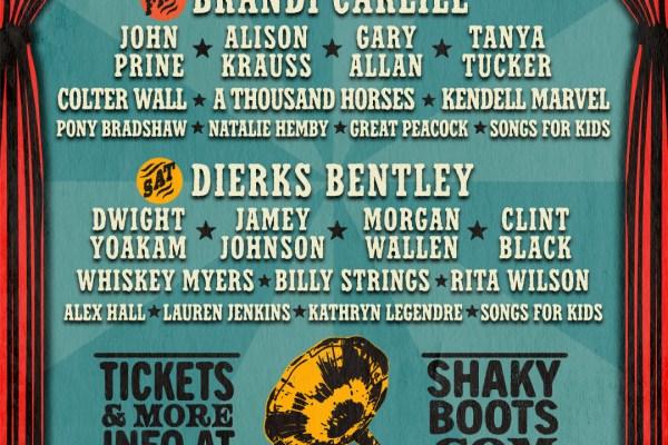 Shaky Boots Festival