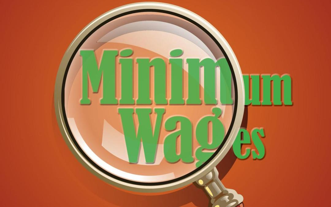 Department of Labour nabs employer cheating the National Minimum Wage exemption system