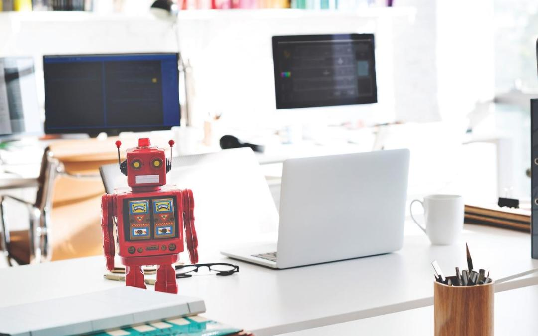 Artificial intelligence gains traction in the workplace