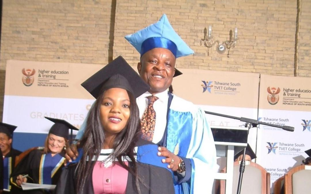 Principal calls on graduates to be in charge of their futures