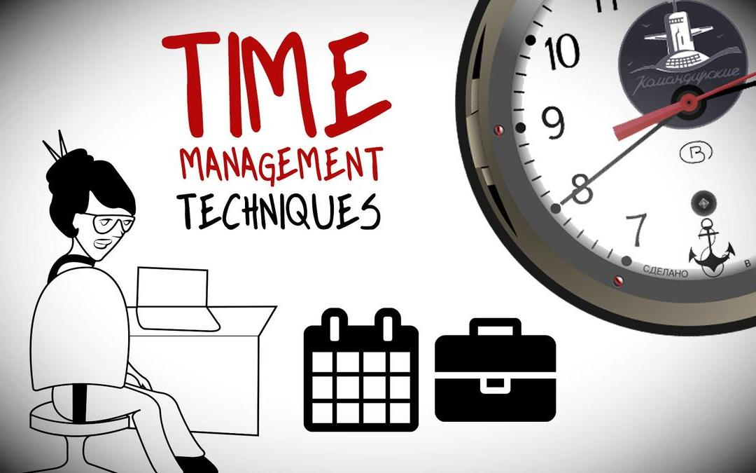 Mastering good time management at work