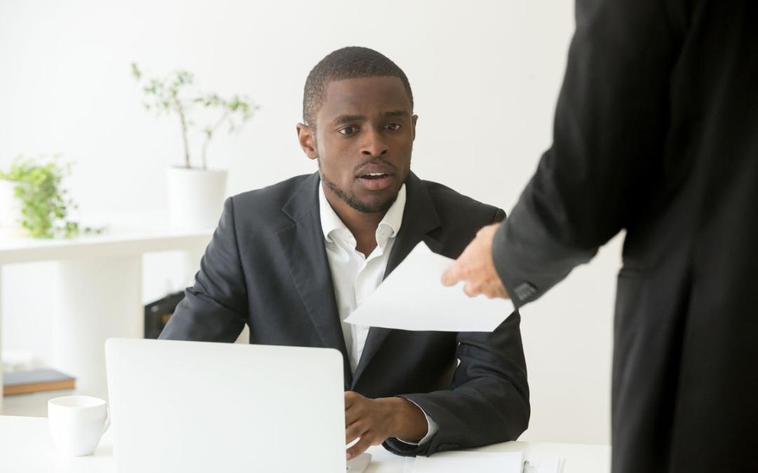 Termination of employment must be lawful and fair