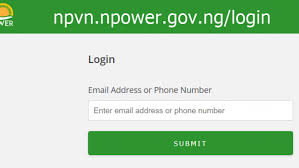 Npower how to accces login portal