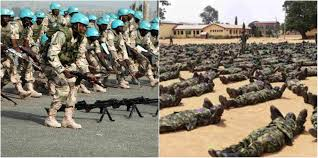 See how to apply for Nigerian army recruitment