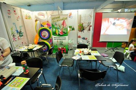 atelier instrumente muzicale Bookfest 2016, editura Casa