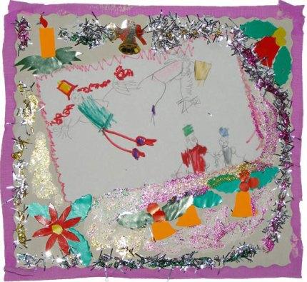 Felicitare pentru Anul Nou: sorcova, plugușor