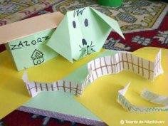 Catel origami