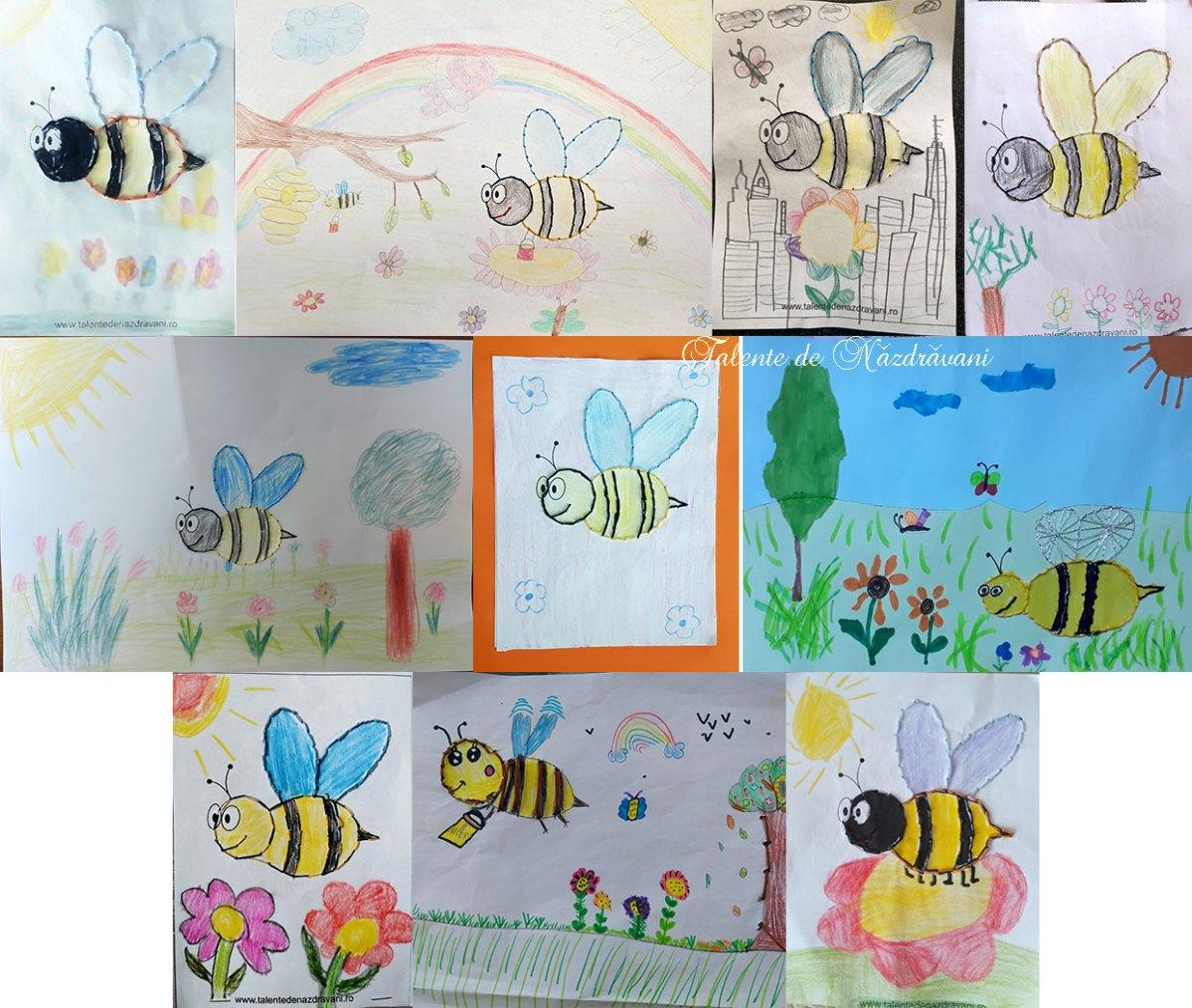 albine cusaturi Scoala de Vara 2021
