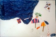 Denisa M., Gherghesti, 6 ani