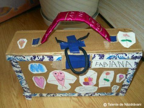 Sara Fabiana Andreea C., Moisei, 4 ani