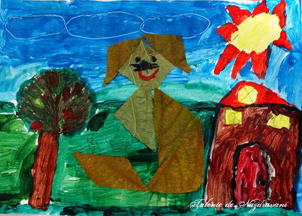 Bianca-Elena T., Pascani, 5 ani