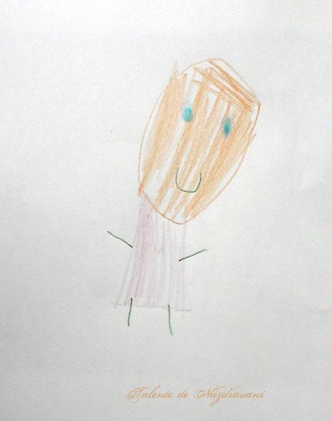 Alexandra J., Focșani, 4 ani