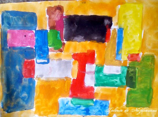 Casian I., Vălenii de Munte, 6 ani
