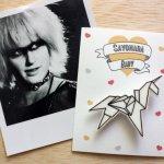 Talented Girls cadeaux de noel licorne origami