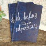 cadeaux noel talented girls carnet oh darling adventurers