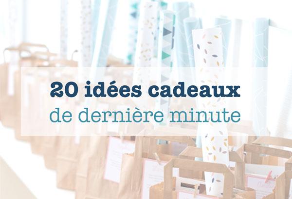 Idée Cadeau DernièRe Minute 20 idées de cadeaux de dernière minute   Talented girls