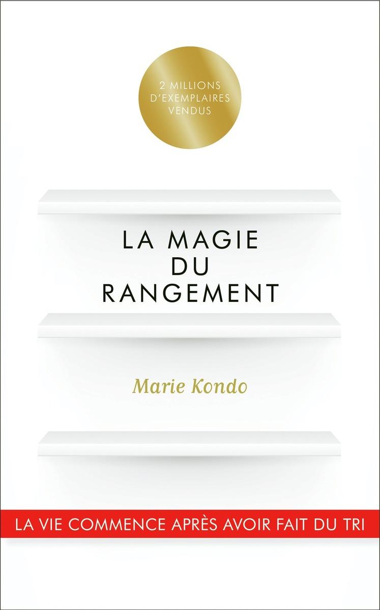 Un livre qui a changé ma vie d'entrepreneure : La magie du rangement de Marie Kondo⎟Talented Girls, conseils business et ondes positives pour les femmes entrepreneures !