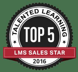 LMS Sales Star