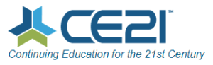CE21 continuing education LMS
