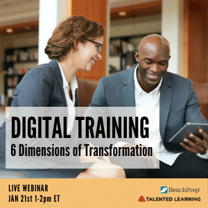 P Webinar Digital Training  Transformation