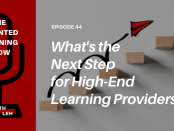 What steps are high-end online learning providers taking to move their business forward? Find out in this podcast with Learning Tech Analyst John Leh and Authentic Learning Labs Co-Founder Tamer Ali
