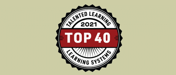 What are the Top Learning Systems Awards for 2021? Find out who is on the Talented Learning list from John Leh, independent learning technology analyst!