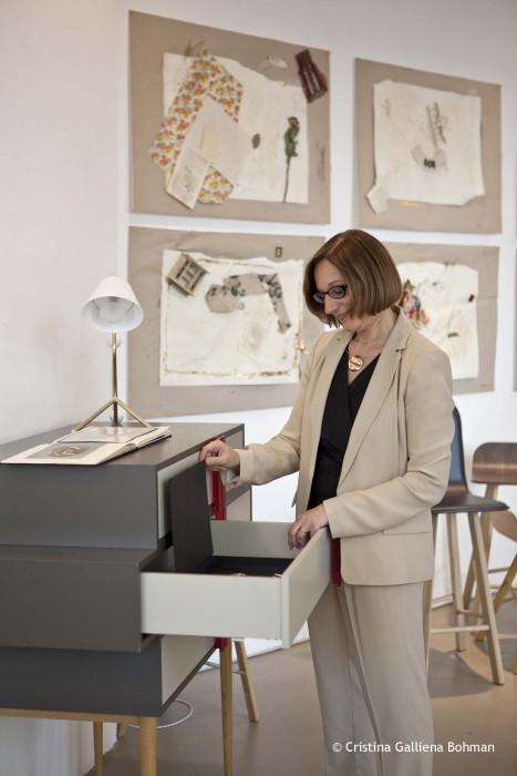 Daniela Vismara Colè Gallery@Cristina Galliena Bohman