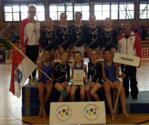 Die Teams der Goetheschule Kassel