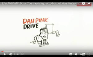 Daniel Pink – Surprising truth about what motivates us