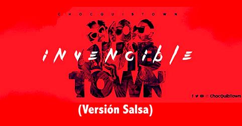 ChocQuibTown – Invencible (Versión Salsa)