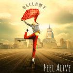 Single Feel Alive para talento Magazine.