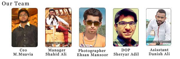 our team talent pakistan