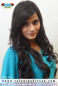 Talent Pakistan Female Code 12