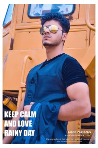 Feroz Khan Portfolio Shoot